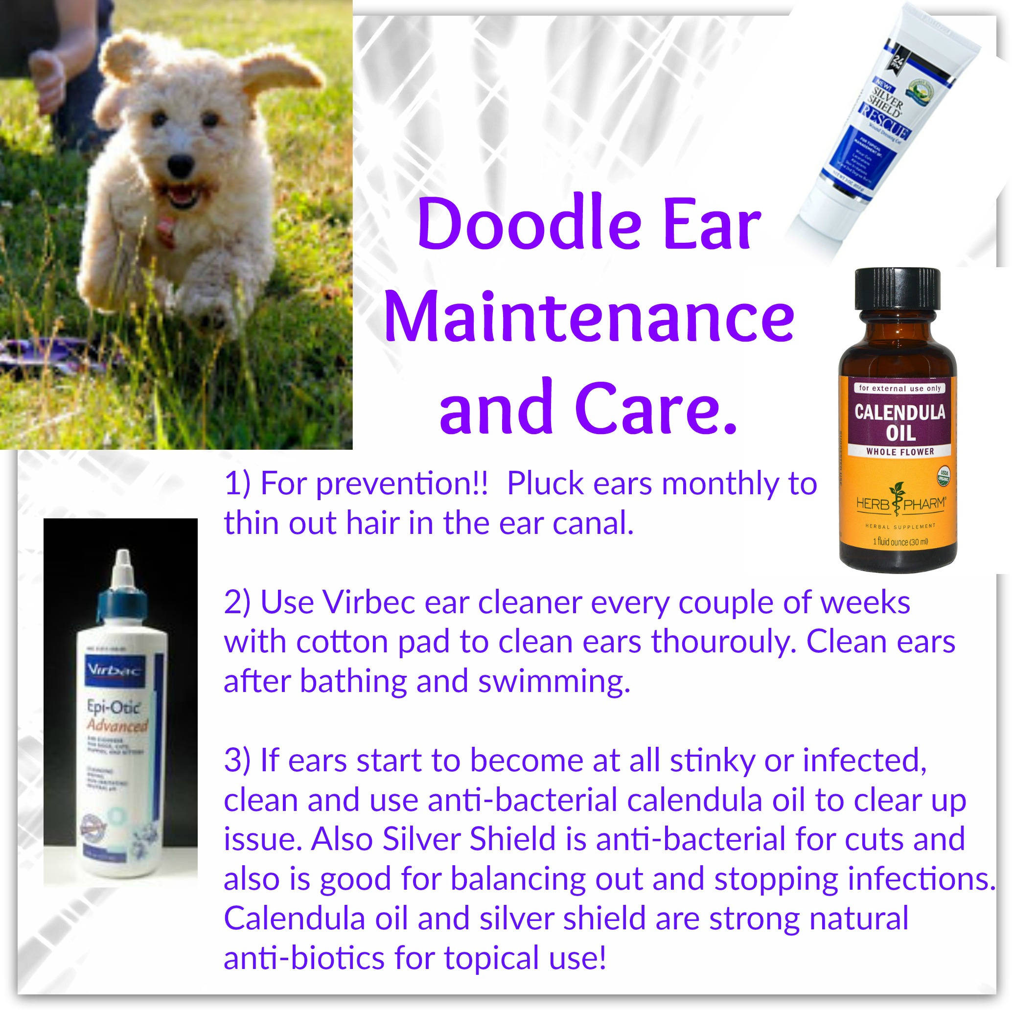 Ear care products