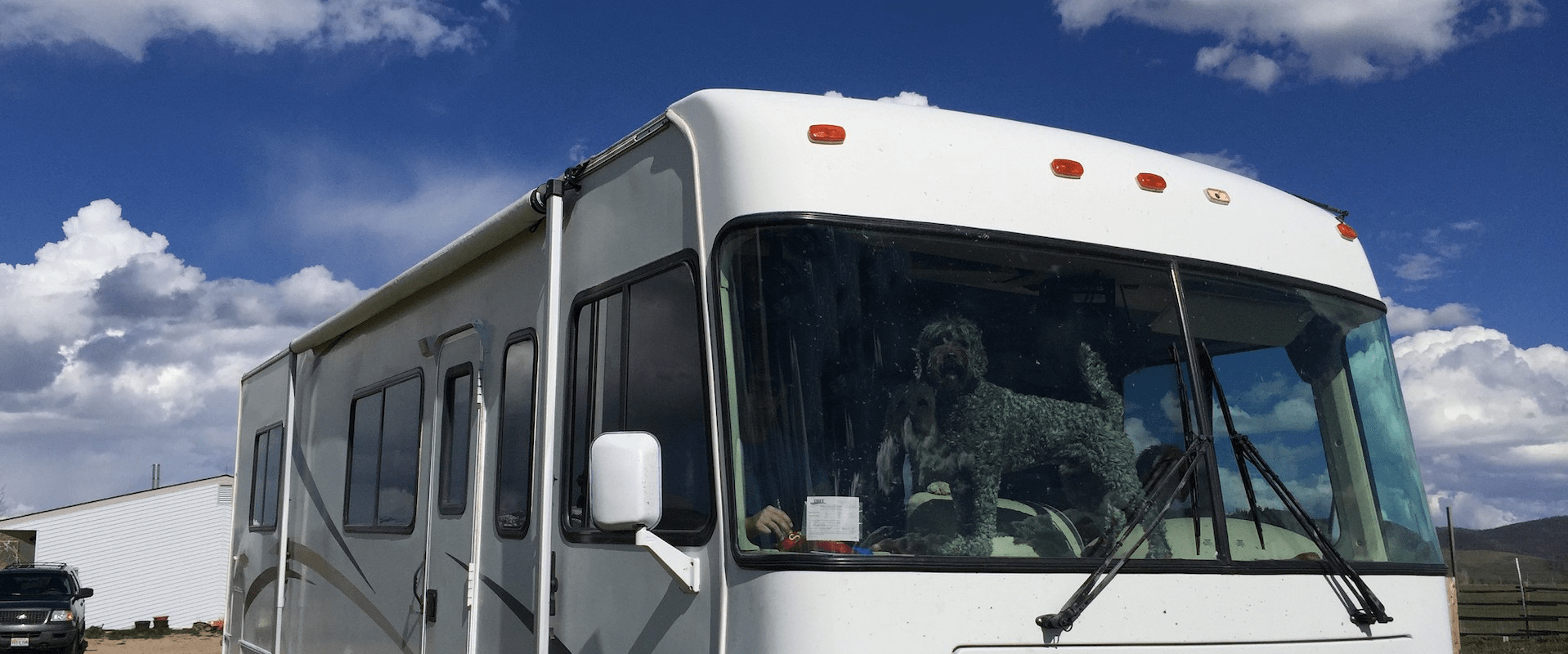 On the Road: RV'ing with your Pet